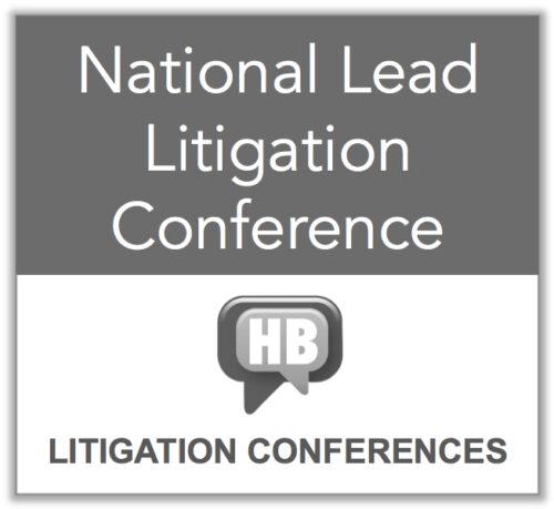 HB's National Lead Litigation Conference
