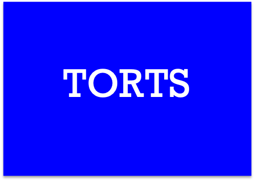 Torts | Mass Torts | Class Actions | Personal Injury