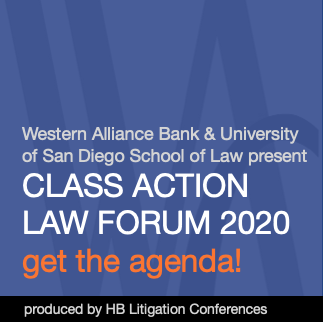 Class Action Law Forum 2020