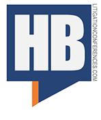 HB Litigation Conferences Logo