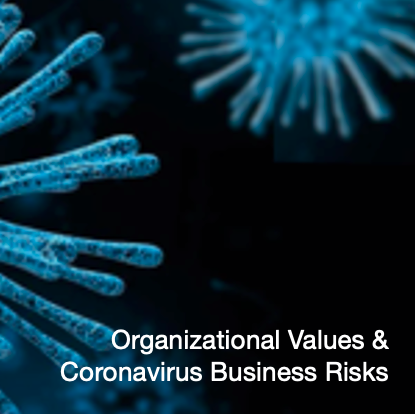Organizational Values and Coronavirus Business Risks