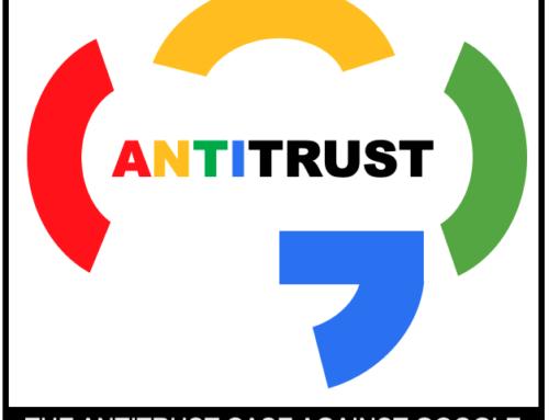 The Antitrust Case Against Google